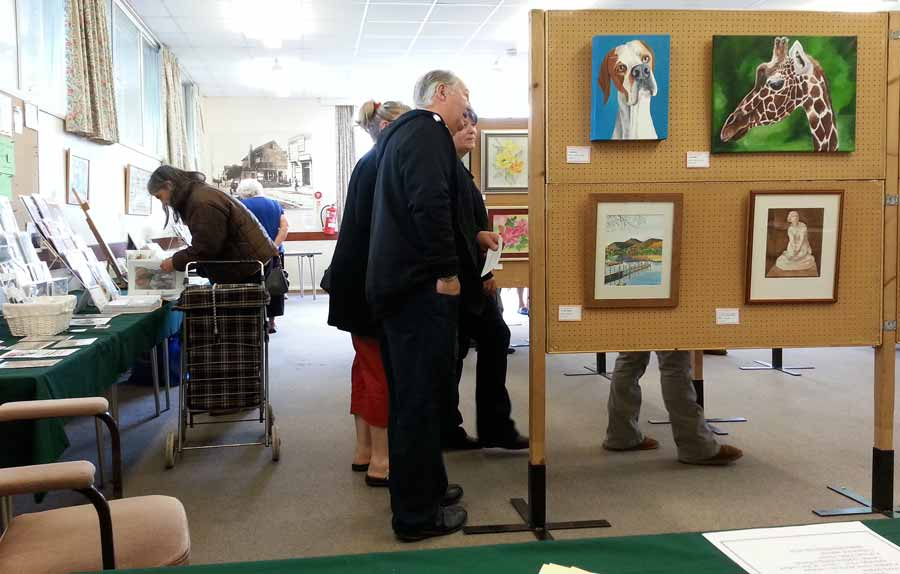 Art Show and Sale of Work